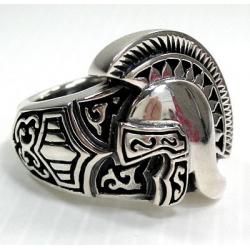 """""""Римский воин"""" мужское кольцо"""