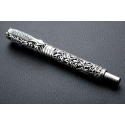 "Серебряная ручка ""Цветок"" Паркер"