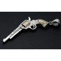 """Кулон """"Мексиканский Револьвер"""""""
