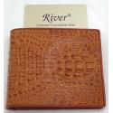 Мужской бумажник из кожи