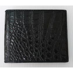 Чёрный мужской бумажник