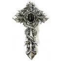 """Кулон """"Крест с Драконами"""""""
