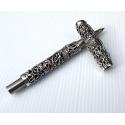 Серебряная ручка с драконом