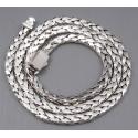 Плетенная цепь 5 мм