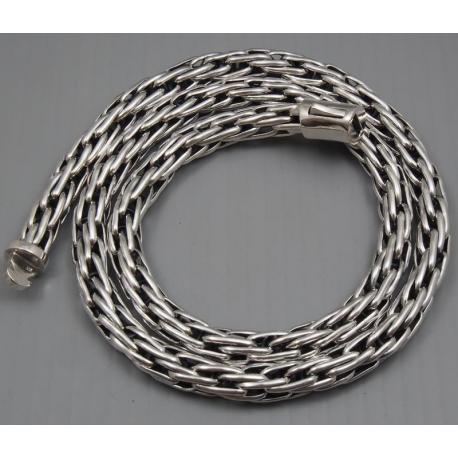 Крученная мужская цепь