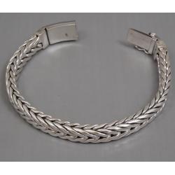 Плетенный браслет 8 мм