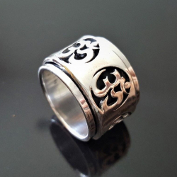 "Крутящееся кольцо ""Аум"""