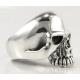 Классический перстень с бриллиантом