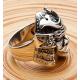 """Готическое кольцо """"Самурай"""""""