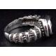 Готическое кольцо с ониксом