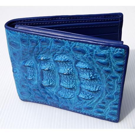 Мужской бумажник из крокодила