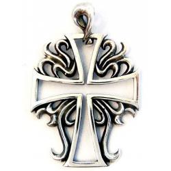 "Кулон ""Огненный Крест"""