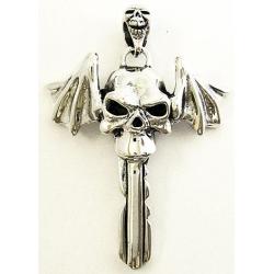 "Кулон ""Ключ с Крыльями"""