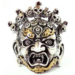 """Кольцо """"Бог Смерти Яма"""""""