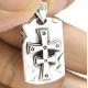Жетон с Лотарингским Крестом