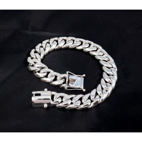 Панцирный браслет
