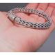 Плетенный браслет 925