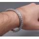 Плетенный браслет 6 мм