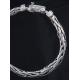 Плетенный якорный браслет