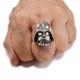 """Серебряное кольцо """"Дарт Вейдер"""""""