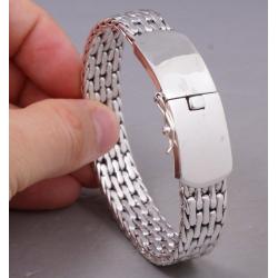 Плетенный браслет на руку