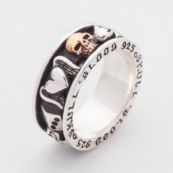 Вращающееся рокерское кольцо